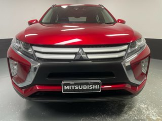 2019 Mitsubishi Eclipse Cross YA MY20 ES 2WD Red 8 Speed Constant Variable Wagon.
