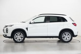 2020 Mitsubishi ASX XD MY21 LS 2WD White 1 Speed Constant Variable Wagon.