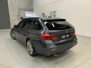 2016 BMW 3 Series F31 LCI 330i Touring M Sport Grey 8 Speed Sports Automatic Wagon