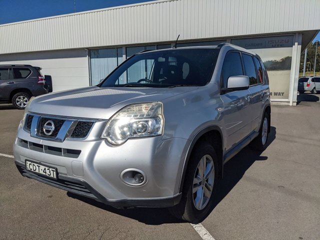 Pre-Owned Nissan X-Trail T31 Series IV ST 2WD Cardiff, 2011 Nissan X-Trail T31 Series IV ST 2WD Silver 6 Speed Manual Wagon