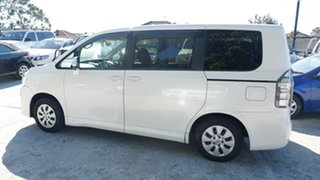 2011 Toyota Voxy White Welcab Wagon