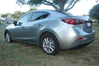 2014 Mazda 3 BM5278 Maxx SKYACTIV-Drive Silver 6 Speed Sports Automatic Sedan.