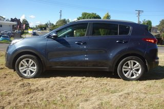 2017 Kia Sportage QL MY18 Si 2WD Blue 6 Speed Sports Automatic Wagon