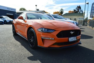 2019 Ford Mustang GT.