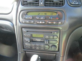 2000 Holden Commodore VT II Berlina Silver 4 Speed Automatic Sedan
