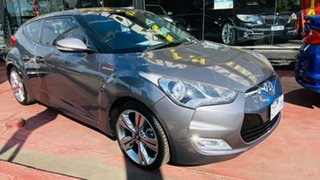 2013 Hyundai Veloster FS3 Street Coupe 6 Speed Manual Hatchback.