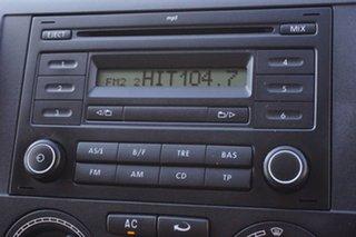 2007 Volkswagen Transporter T5 MY07 Citivan Low Roof White 5 Speed Manual Van