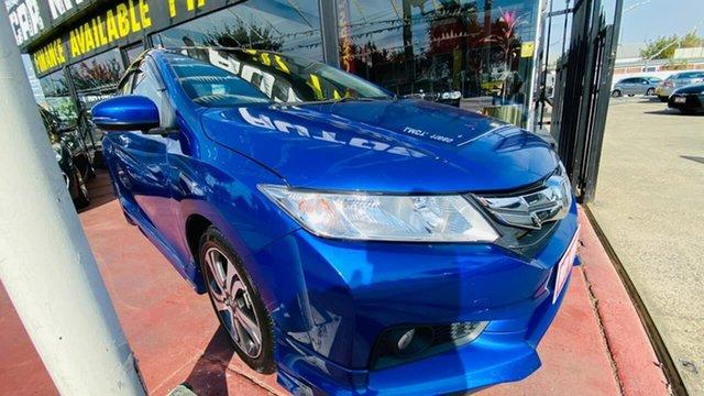 Used Honda City GM MY17 Limited Edition Maidstone, 2016 Honda City GM MY17 Limited Edition 7 Speed Constant Variable Sedan