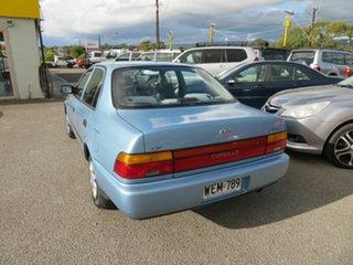 1998 Toyota Corolla AE101R CSi Blue 4 Speed Automatic Sedan