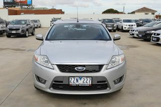 2009 Ford Mondeo MB XR5 Turbo White 6 Speed Manual Hatchback