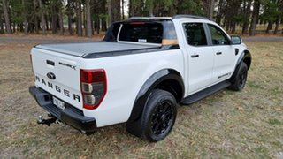 2021 Ford Ranger PX MKIII 2021.2 Wildtrak Arctic White 10 Speed Automatic Double Cab Pick Up
