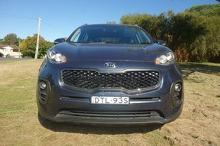 2017 Kia Sportage QL MY18 Si 2WD Blue 6 Speed Sports Automatic Wagon.