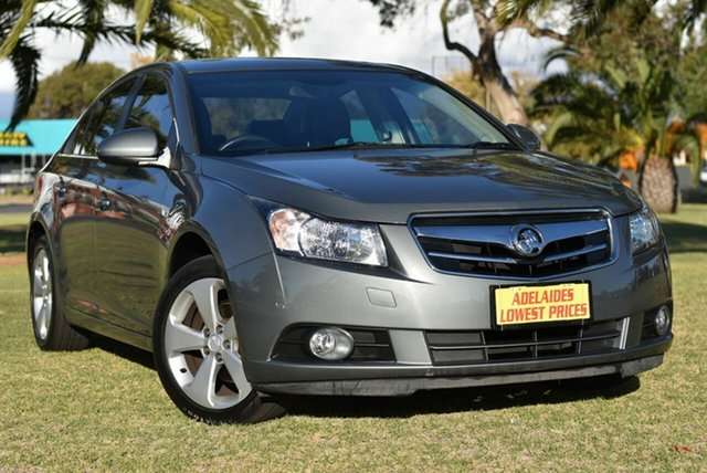 Used Holden Cruze JH Series II MY11 CDX Cheltenham, 2011 Holden Cruze JH Series II MY11 CDX Grey 5 Speed Manual Sedan