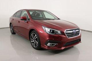 2019 Subaru Liberty MY20 2.5i AWD Red Continuous Variable Sedan.