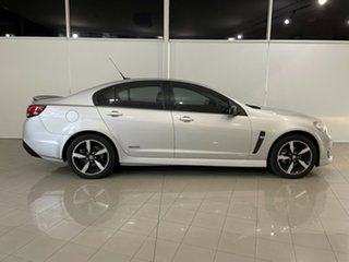 2016 Holden Commodore VF II MY16 SV6 Silver, Chrome 6 Speed Sports Automatic Sedan