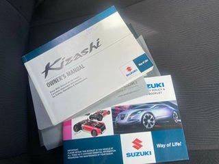 2010 Suzuki Kizashi FR XL Red 6 Speed Constant Variable Sedan