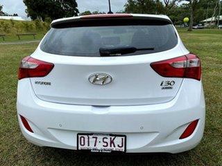 2012 Hyundai i30 GD Premium Creamy White 6 Speed Sports Automatic Hatchback