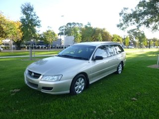 2007 Holden Commodore VZ Executive Gold Automatic Wagon