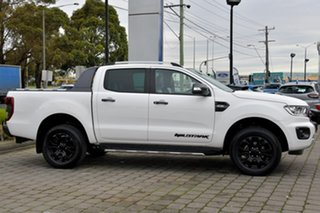 2019 Ford Ranger PX MkIII 2019.00MY Wildtrak White 6 Speed Sports Automatic Double Cab Pick Up.