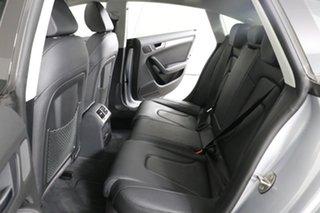 2014 Audi A5 8T MY14 Sportback 2.0 TFSI Quattro Silver 7 Speed Auto Direct Shift Hatchback