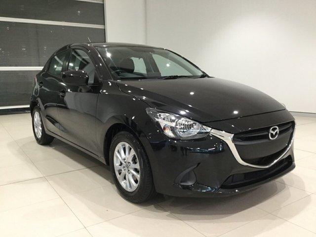 Used Mazda 2 DJ2HAA Maxx SKYACTIV-Drive Alexandria, 2015 Mazda 2 DJ2HAA Maxx SKYACTIV-Drive Black/dj 6 Speed Sports Automatic Hatchback