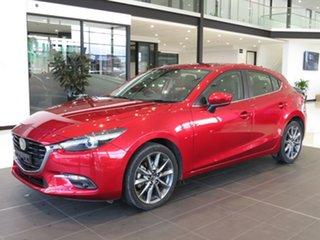 Mazda 3 SP25 SKYACTIV-Drive Astina Hatchback.