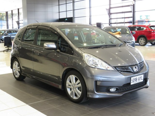 Used Honda Jazz GE MY13 Vibe-S Edwardstown, 2013 Honda Jazz Vibe-S Hatchback