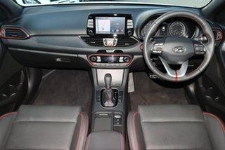 2018 Hyundai i30 PD2 Update SR White 7 Speed Auto Dual Clutch Hatchback
