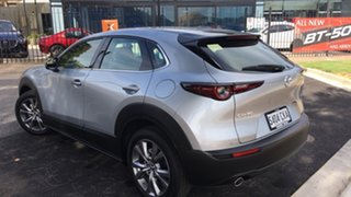 2021 Mazda CX-30 DM2W7A G20 SKYACTIV-Drive Touring Sonic Silver 6 Speed Sports Automatic Wagon