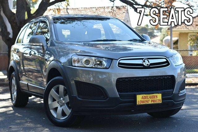 Used Holden Captiva CG MY14 7 LS Melrose Park, 2013 Holden Captiva CG MY14 7 LS Grey 6 Speed Sports Automatic Wagon