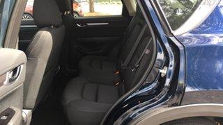 2021 Mazda CX-5 KF4WLA Maxx SKYACTIV-Drive i-ACTIV AWD Sport Deep Crystal Blue 6 Speed
