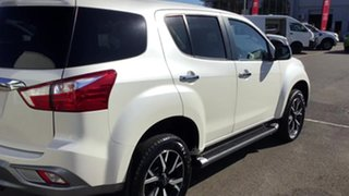 2019 Isuzu MU-X MY19 LS-U Rev-Tronic White Pearl 6 Speed Sports Automatic Wagon.