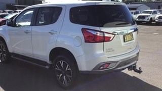 2019 Isuzu MU-X MY19 LS-U Rev-Tronic White Pearl 6 Speed Sports Automatic Wagon