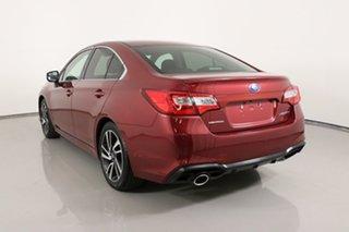2019 Subaru Liberty MY20 2.5i AWD Red Continuous Variable Sedan