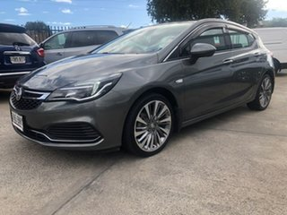 2016 Holden Astra BK MY17 RS-V Grey 6 Speed Sports Automatic Hatchback