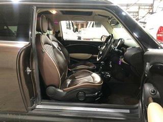 2012 Mini Clubman R55 LCI Cooper S Steptronic Brown 6 Speed Sports Automatic Wagon