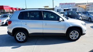 2013 Volkswagen Tiguan 5N MY14 118TSI DSG 2WD Silver 6 Speed Sports Automatic Dual Clutch Wagon