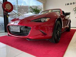 2021 Mazda MX-5 ND GT RF SKYACTIV-MT RS Soul Red Crystal 6 Speed Manual Targa.