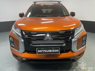 2019 Mitsubishi ASX XD MY20 GSR 2WD Sunshine Orange 6 Speed Constant Variable Wagon.