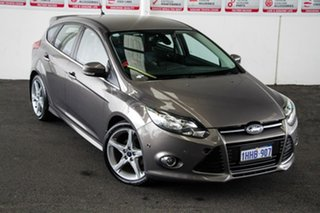 2014 Ford Focus LW MK2 Titanium 6 Speed Automatic Hatchback.