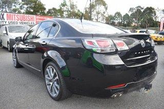 2015 Holden Calais VF II MY16 V Black 6 Speed Sports Automatic Sedan.