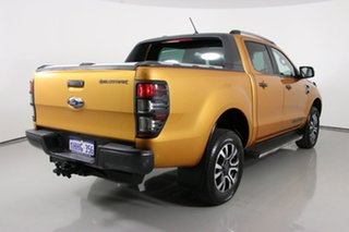 2019 Ford Ranger PX MkIII MY19 Wildtrak 2.0 (4x4) Orange 10 Speed Automatic Double Cab Pick Up