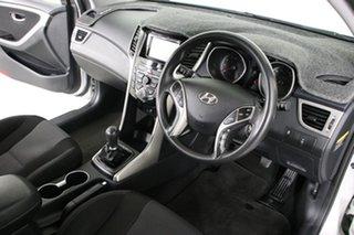 2012 Hyundai i30 GD Active Silver 6 Speed Manual Hatchback