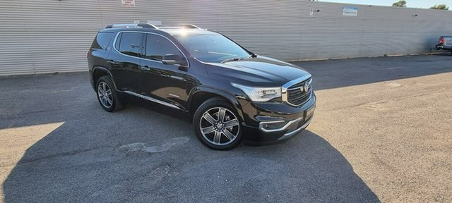 Used Holden Acadia AC MY19 LTZ-V AWD Elizabeth, 2019 Holden Acadia AC MY19 LTZ-V AWD Black 9 Speed Sports Automatic Wagon