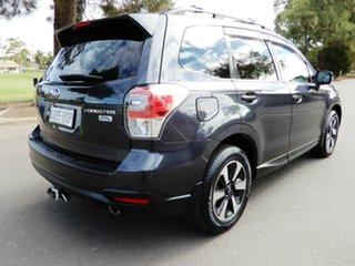2016 Subaru Forester S4 MY17 2.0D-L AWD Dark Grey 6 Speed Manual Wagon.