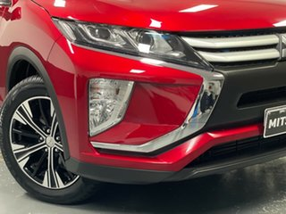 2019 Mitsubishi Eclipse Cross YA MY20 ES 2WD Red 8 Speed Constant Variable Wagon