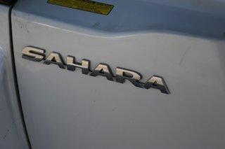 2013 Toyota Landcruiser VDJ200R MY12 Sahara White 6 Speed Sports Automatic SUV