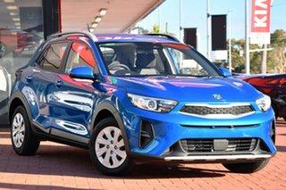 2020 Kia Stonic YB MY21 S FWD Sporty Blue 6 Speed Automatic Wagon.