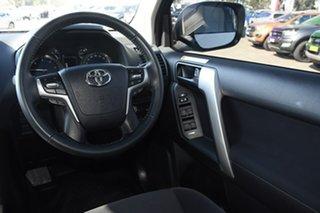 2018 Toyota Landcruiser Prado GDJ150R GXL White 6 Speed Sports Automatic SUV