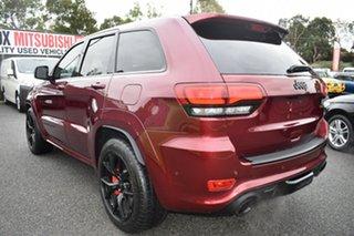 2019 Jeep Grand Cherokee WK MY19 SRT Maroon 8 Speed Sports Automatic Wagon.
